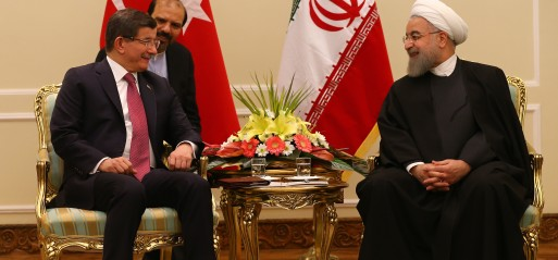 Iran: Turkey, Iran agree on Syria's territorial integrity