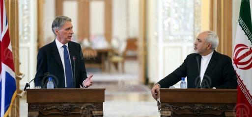 Iran: Zarif, Hammond praise reopening of UK, Iranian embassies