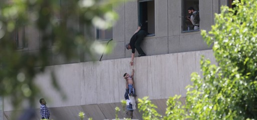 Iran: Iranian Guard accuse Saudi Arabia, US behind terror attacks, 12 killed, 42 injured