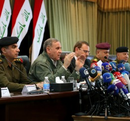 Iraqi troops killed in US friendly fire