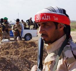 Iraq: Shia Muslim militia hands over parts of Tikrit to Iraqi army
