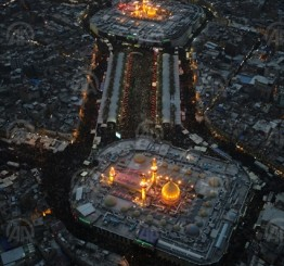 Iraq: Hundreds of Iraqis storm government building in Karbala