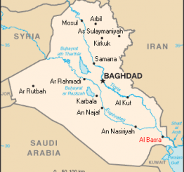 Iraq: Suicide bombing kills 8 in western Iraq