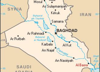 Iraq: Suicide bombing kills 8 in western Iraq