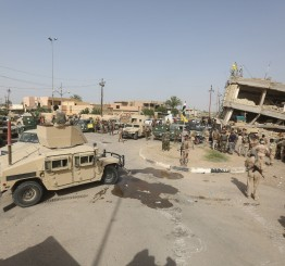 Iraq: US shelling kills dozens of Shia Muslim fighters