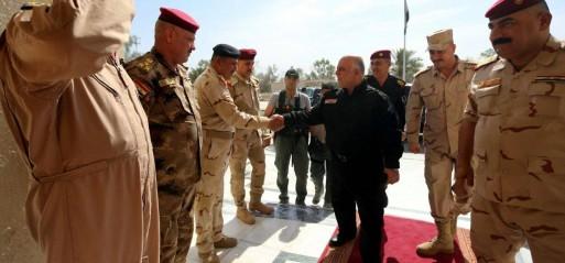 Iraq: Seven Iraqi troops killed north of Baghdad