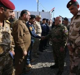 Iraqi army, allies retake 5 more villages near Mosul
