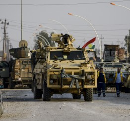 Iraq: 3 weeks into Mosul op, Iraqi forces take more ground