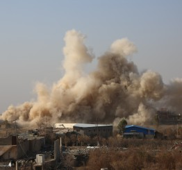 '1 of every 5' US-led airstrikes in Iraq kills civilian