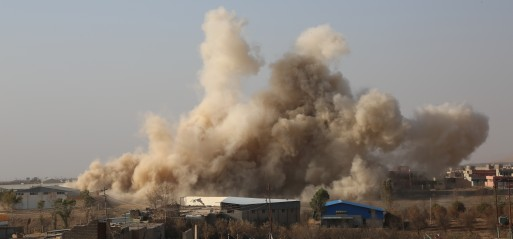 Between 1000 to 9,600 Iraqi, Syrian civilians killed by US-led coalition