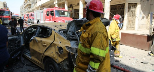 Iraq: Multiple suicide attacks leave dozens dead