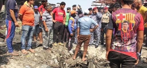 Iraq: 10 people killed in Baghdad terror attacks