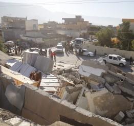 Iran:  Quake rocks northern Iraq, Iran, 214 killed, 2500 injured