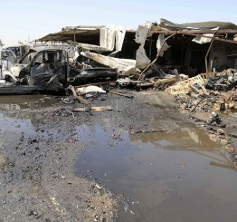 Iraq: 8 killed in multiple bomb attacks in Baghdad