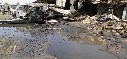 Iraq: Suicide bombing kills 12 in Kadhimiyah
