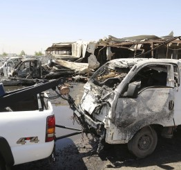 Iraq: Suicide bombing kills 8 in Baghdad