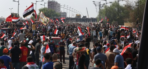 Iraq: 42 killed, hundreds injured in protests