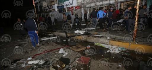 Iraq: Bomb blast in Baghdad market kills 11, injures 15