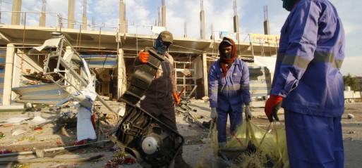 Iraq: 3 killed, 8 injured in Baghdad car-bombing