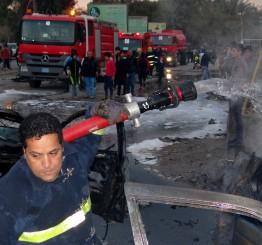Iraq: Massive car bomb kills 47 in western Baghdad