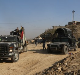 Iraqi army takes major district from Daesh in W Mosul