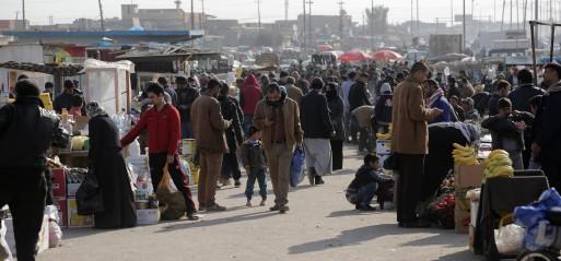 Iraq: 9 killed in Diyala suicide car bomb attack