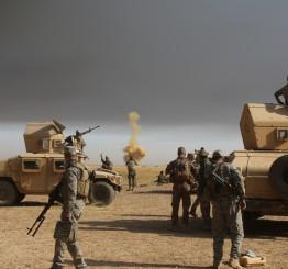 Iraqi forces take Daesh bastion south of Mosul