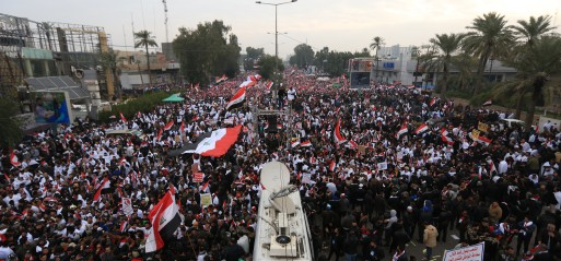 Iraq: 3 people injured in attack on US embassy in Baghdad