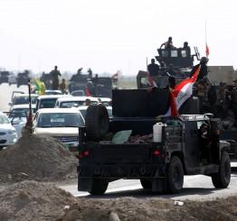Iraq: Taking casualties, Iraq army, allies push into Fallujah