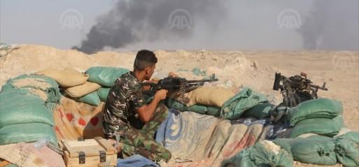 Iraq: Daesh encircled by Iraqi troops in Ramadi