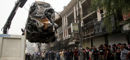 Iraq: Daesh bombing kills 80 in Baghdad
