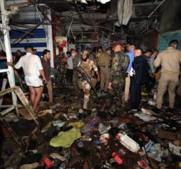 Iraq: Daesh/ISIS terror group bomb kills 35 in Sadr City