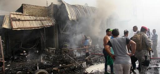 Iraq: Seven dead, 31 injured in bomb attack