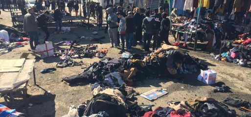 Iraq: 32 dead, 110 hurt in Baghdad twin suicide attack by Daesh