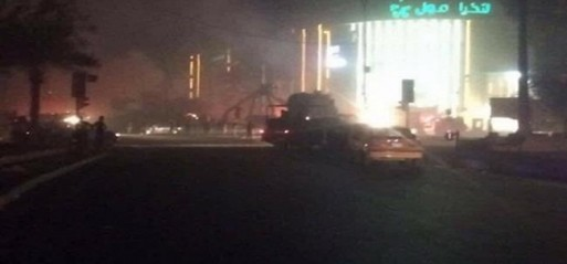 Iraq: Twin car bombing kills 35 at Baghdad shopping mall