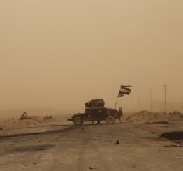 Iraqi forces 'liberate' strategic Kokjeli district of Mosul