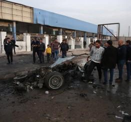 Iraq: Massive suicide bombing kills 14 in Iraq's Mosul