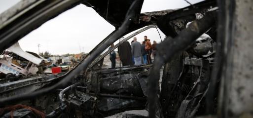 Iraq: Bomb blasts kill 3 in Baghdad