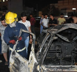 Iraq: 3 killed in suicide attack on restaurant in Saladin province