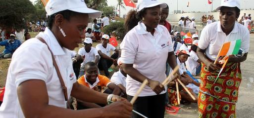 Ivory Coast: Gunmen attack beach resort killing 22