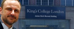 Kings College to investigate harassment of Muslim academic