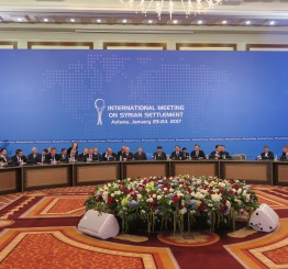 Kazakhstan: Second day of Syria peace talks in Astana
