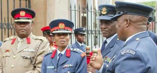 Kenya appoints first-ever female Muslim army brigadier