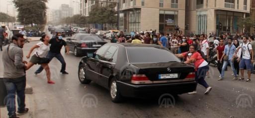 Lebanon: Politicians hold talks amid protests