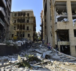 Lebanon: Death toll increases, 135 killed, 5,000 injured in massive explosion