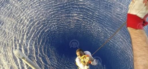 Libya: 40 people drown in latest Mediterranean tragedy