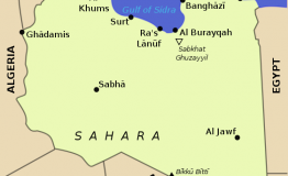 Libya: Haftar's forces kill 40 migrants in bombing