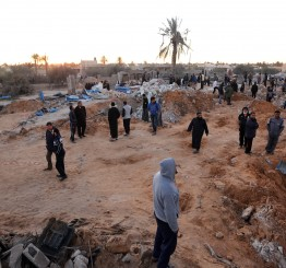 Libya: 18 Libyan soldiers killed in Benghazi suicide bombing