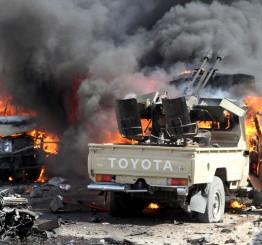 Libya: 19 killed in suicide attack in Sirte