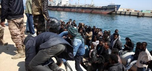Libya: 24 migrants die as boat sinks off Libyan coast